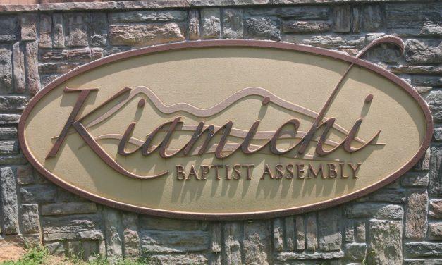 KBA shares the Gospel in southeast Oklahoma