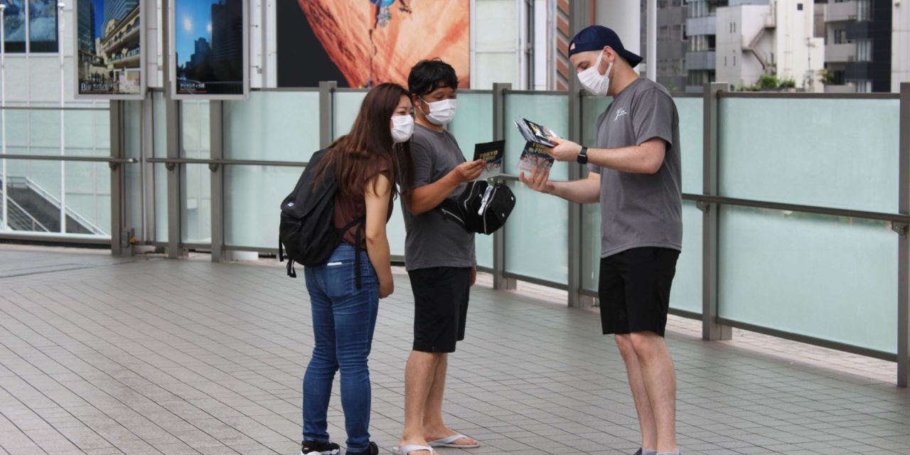 Missionaries continue carrying torch in Tokyo