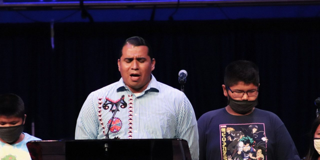 Tribes 'unite in prayer' and mission at Indian Falls Creek