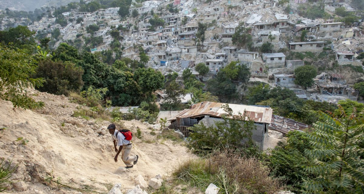 Southern Baptists begin assessment, response to Haiti earthquake