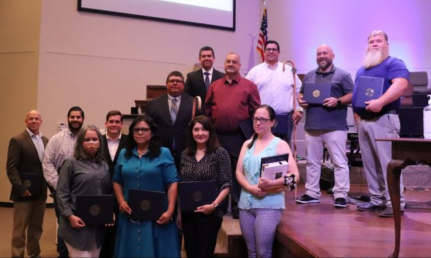 Haskins graduates challenged to serve with empathy, humility
