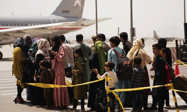 Send Relief, World Relief working together to resettle Afghan refugees