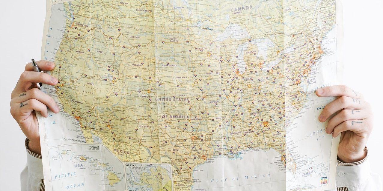 Just Joe: Globes, maps & GPS