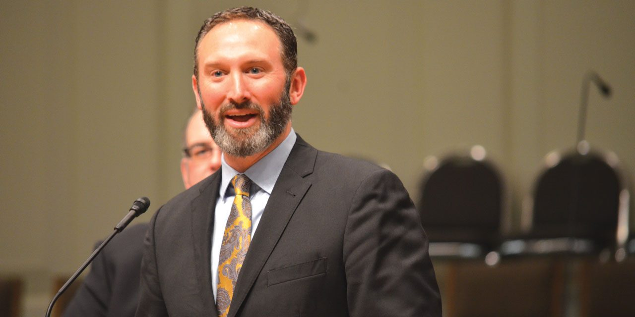 SBC president announces Jeremy Freeman as chair of Committee on Committees