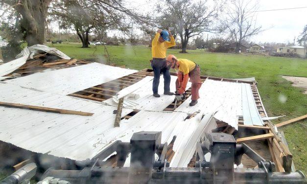 Oklahoma Baptist DR continues to serve Hurricane Ida victims