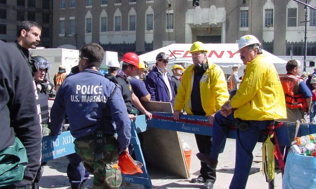 9/11: Southern Baptist Disaster Relief left legacy at Ground Zero