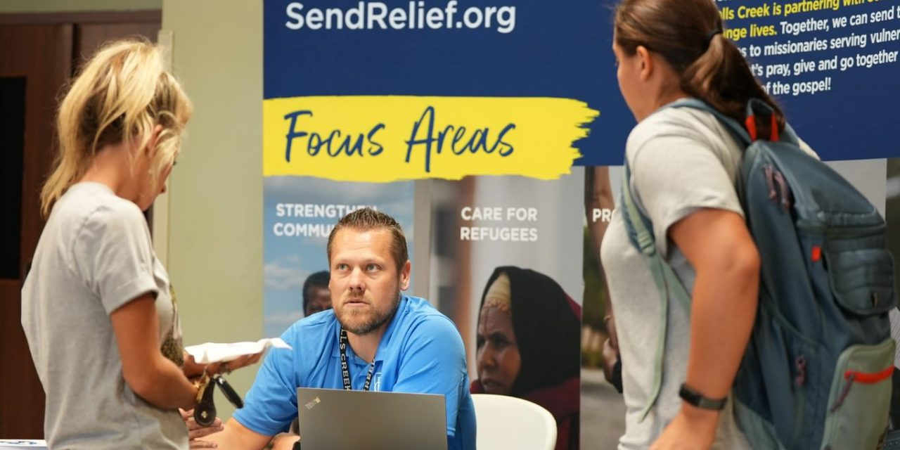 Falls Creek Mission Offering impacts Afghan refugees
