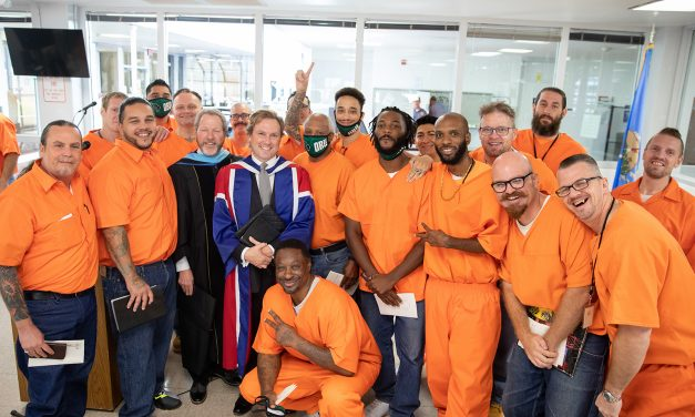 OBU Prison Divinity Program offers hope and transformation