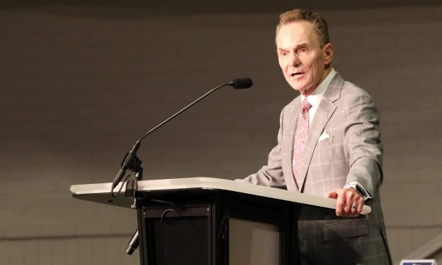 Floyd resigns as leader of SBC Executive Committee