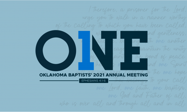 Oklahoma Baptists to gather for 115th Annual Meeting, Nov. 15-16