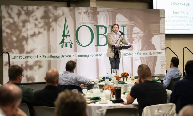 OBU hosts Pastors Conference Oct. 21-22 during 'The Weekend'