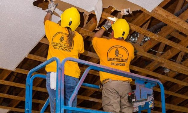Oklahoma Baptist DR concludes work in La., plans to return to rebuild church